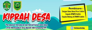 Kiprah Desa Virtual 2020