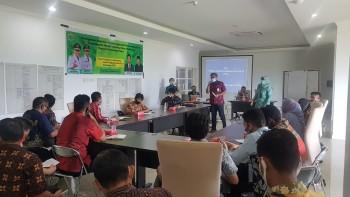 Pelatihan peningkatan Kapasitas Penyelenggaraan Pemerintahan Desa Pembelajaran Mandiri Aparatur Desa di 6 Kab/Kota