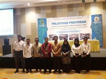Pelatihan Pratugas Tenaga Pendamping Profesional (TPP) PLD Prov. Kaltim 2018
