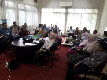 Rapat Koordinasi Acara Percepatan Penyaluran dan Pengelolaan Dana Desa Tahun 2020